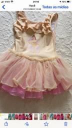 Fantasia princesa Bella bailarina