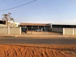 Galpão para alugar, 600 m² por R$ 9.000/mês - Cidade Empresarial Nova Aliança - Rio Verde/