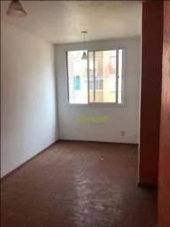 Apartamento com 2 dormitórios à venda, 45 m² por R$ 155.000,00 - Centro - Pelotas/RS