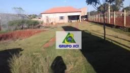 Chácara com 2 dormitórios à venda, 1000 m² por R$ 300 - Santo Antonio - Cosmópolis/SP