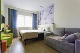 Flat para investimento no Ibis Styles São Paulo Barra Funda, com 1 dormitório e 1 vaga de