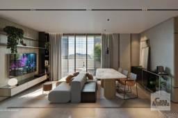 Apartamento à venda com 3 dormitórios em Vale do sereno, Nova lima cod:274420