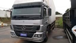 Mercedes Benz Atego 2430 6x2 Leito Teto Alto