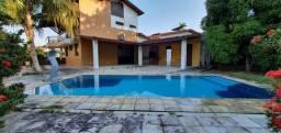 V/A na Ponta Negra com 3 suítes, escritório, modulados piscina/churrasqueira R$ 6.300