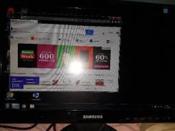 """Monitor Samsung SyncMaster 943 VGA - LCD monitor - 18.5"""" - Usado"""