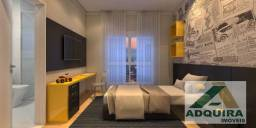 Apartamento com 3 quartos no Residencial Torre Bella - Bairro Orfãs em Ponta Grossa