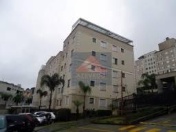 Apartamento para alugar com 2 dormitórios em Parque são vicente, Mauá cod:1756