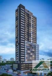 Apartamento com 1 quarto no Residencial Blend & Work Live - Bairro Centro em Ponta Grossa