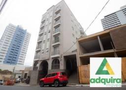 Apartamento com 4 quartos no Edifício Imperatriz - Bairro Centro em Ponta Grossa