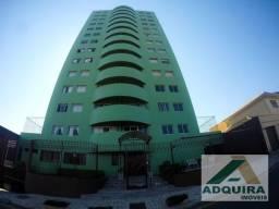 Apartamento com 3 quartos no Edifício Clelia Voigt - Bairro Centro em Ponta Grossa