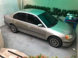 Honda Civic 1.7 AT 2001