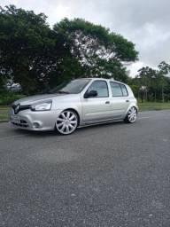 Renault Clio 2014 completo legalizado