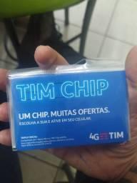 Chip lacrado