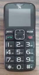 Celular Para Idoso Dl YC-110 Dual Chip 16Gb
