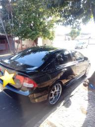Vendo honda civic 07/07 Si