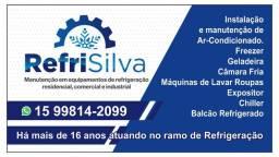 Instalação e manutenção de ar-condicionado em Sorocaba e região