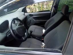 Ford Fiesta Hatch 1.0 Flex Preto 2007