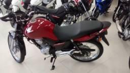 Honda Cg Start 160 2020 Vermelho