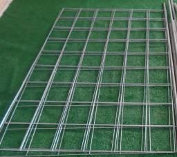 Grade de ferro 90x1.40