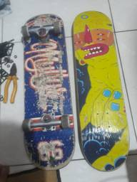 Skate + shape