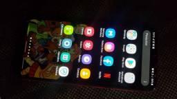 Samsung A20 na caixa