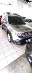 Jeep renegade longitude completo flex rack multimídia 10 25km rodados