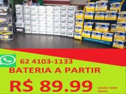 Bateria de Moto Ligue 62 4103-1133 / 9 8 2 3 3 - 6 6 6 9