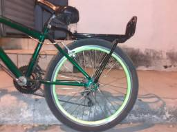 vendo bicicleta aro 24 toda boa