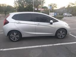 Honda new fit ex 1.5 aut cvt 14/15 (único dono)