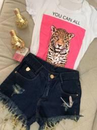 BLACK FRIDAY short + blusa