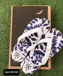Sandálias Reserva na caixa Olinda