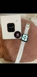 Smartwatch w26 original e novo lacrado ACEITO CARTÃO com garantia de 30 dias