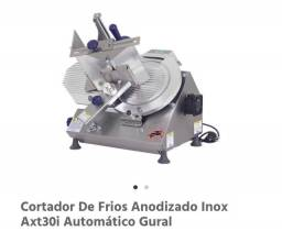 Cortador/Fatiador de Frios Inox