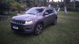 Jeep Compass 2018 com Teto Panoramico
