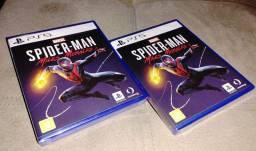Spider-man Miles Morales - Ps5 Troco / Parcelo