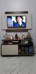 Smart tv 32 pol / rack+painel