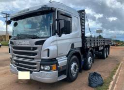 Scania p310 bitruck ano 2015 carroceria