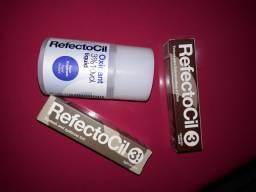 Kit Refectocil para sobrancelhas e cílios