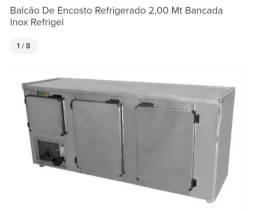 Balcão frigorifico