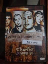 DVD Charlie Brow Jr ao vivo 2002