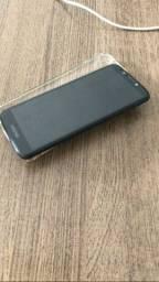 Moto g6 play 32 GB 4G aparelho em ótimo estado com capa e carregandor