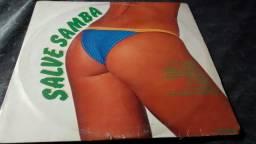 Lp Salve Samba 1983