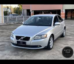 Volvo S40 2.4 aut. 2009 *top*couro*financio 100% sem entrada*lindo