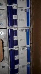 Disjuntores tudo na caixa
