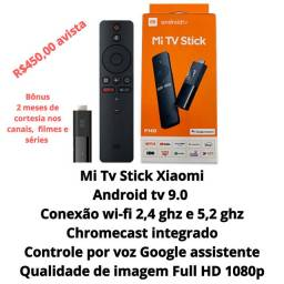 Tv box Mi tv stick Xiaomi