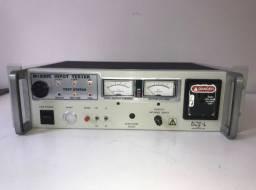 Hipot Tester M100dc 5.5-5 Rod-l Até 5500 Vdc Teste Isolação