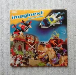 DVD IMAGINEXT com 4 Episódios