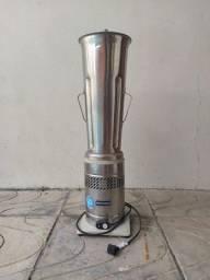 Liquidificador industrial 10 litros.