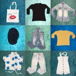 10 roupas por R$100