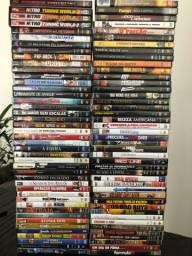 86 DVD?s Originais